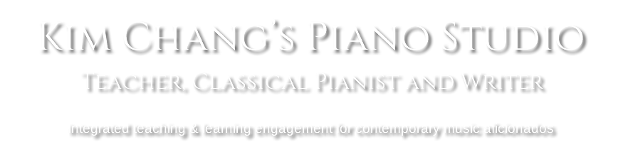 Kim Chang, piano teacher, Edmonton